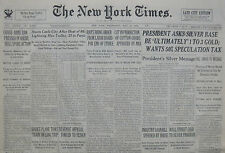 5-1934 May 23 CHACO ARMS BAN PRESSED IN HOUSE; HULL SPURS ACTION, GENEVA 81th