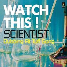 Scientist-watch this inédits at tuff gong CD NEUF