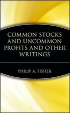 Common Stocks and Uncommon Profits and Other Writings, Fisher, Philip A., New Bo