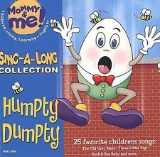 Mommy and Me: Humpty Dumpty [Blister] by The Countdown Kids (Cassette) NEW