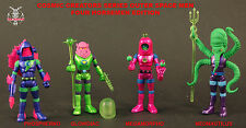 COLORFORMS OUTER SPACE MEN 2012 4 HORSEMEN EDITION XODIAC INFINITY CARDED