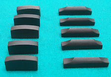 5 set Ebony Violin saddle nut