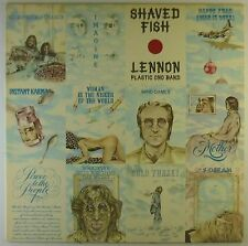 "12"" LP - Lennon - Shaved Fish - K6323h - washed & cleaned"