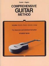 Comprehensive Guitar Method (Student Book): For Classroom and Individual Instruc