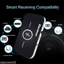 Bluetooth 4.1 A2DP 3.5mm Stereo Audio Dongle Adapter Transmitter Sender PC TV