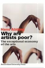 Why Are Artists Poor? - Abbing, Hans 9789053565650