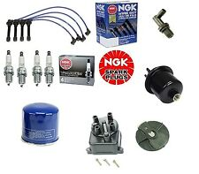 Tune Up Kit Oil ,Gas Filter ,Cap,Rotor,NGK Wires & Plugs Integra GS LS RS B18B1