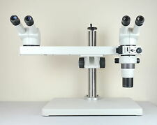 Large Nikon SMZ800 Teaching Microscope wt 1x Plan Objective & 10x/22 Eyepieces