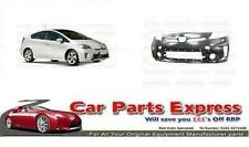 TOYOTA PRIUS 2012-PRESENT MODELS FRONT BUMPER - PAINTED ANY COLOUR
