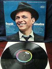 FRANK  SINATRA  NEVERTHELESS I'M IN LOVE  WITH YOU 1967 CAPITOL SPC 3456  EX EX