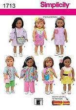 SALE! SEWING PATTERN! MAKE DOLL CLOTHES! FITS AMERICAN GIRL GRACE~MCKENNA!