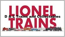 Reproduction of Plasticville Billboard Lionel Trains from 1957 never released