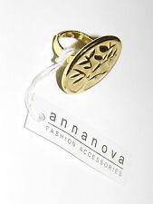 Anna Nova Oro Anillo Árbol De La Vida