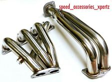STAINLESS STEEL 4-2-1 RACING HEADER FOR 96-00 HONDA CIVIC EK D16