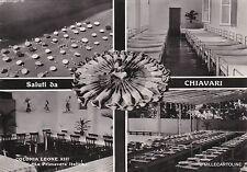 # CHIAVARI:  COLONIA LEONE XIII - LA PRIMAVERA ITALICA  1953
