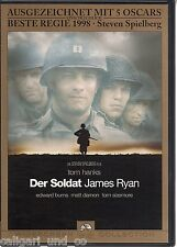 DER SOLDAT JAMES RYAN 1998 DVD Steven Spielberg Tom Hanks Erstausgabe TOP!
