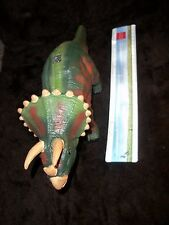 National Geographic Triceratops Dinosaur   Makes sounds but missing Remote