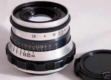 Industar-61 I-61 53mm f/2.8 M39 LTM L39 Screw USSR Soviet RF Leica M Zeiss ZM