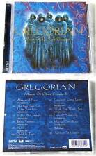 GREGORIAN Masters Of Chant Chapter II .. 2001 SAT.1 CD TOP