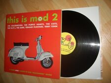 THIS IS MOD REVIVAL 79 THE PURPLE HEARTS KILLERMETERS V.I.P.'S TERRY TONIK