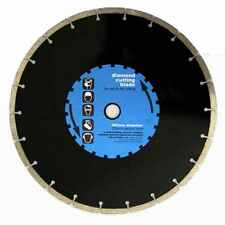 230mm 9 inch dIAMOND CUTTING BLADE DISC ANGLE GRINDER BLACK