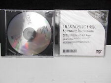 IBM Test Disc + Diagnostic Disc DVD zur Diagnose v. CD u. DVD Laufwerken
