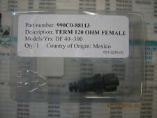 SMIS GAUGE FEMALE TERMINATING RESISTOR 990C0-88113