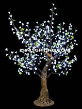 LED Cherry Blossom Tree Cool White Simulation - 4.5 ft. / 512 LED Bulbs