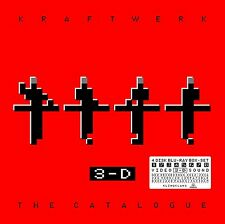 KRAFTWERK   3-D The Catalogue [BLU RAY AUDIO] Box set Pre order