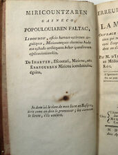 1783  IHARCE page de titre en basque