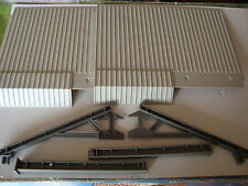 G-scale Add On Shed Expansion Kit For Our 2,4, & 6 Stall Maintenance Sheds 4 LGB
