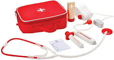Hape Doctor On Call Baby/Toddler/Child Roleplay Bag Activity BNIB