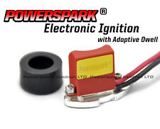 Triumph Stag V8 Electronic Ignition Kit Powerspark incl Powermax red rotor arm