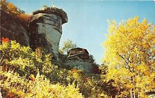 BR25603 Fall colors at Chimne Rock 2 scans usa