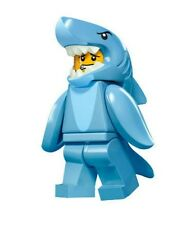 LEGO minifigure series Shark suit guy