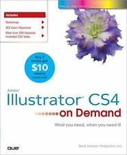 Adobe Illustrator CS4 on Demand-ExLibrary