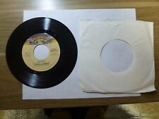 Old 45 RPM Record - Casablanca NB 978 - Donna Summer - Hot Stuff / Journey to th