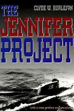 The Jennifer Project by Clyde W. Burleson (1997, Paperback)