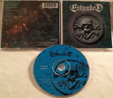 Entombed - Entombed CD OOP EARACHE repulsion napalm death grave dead horse