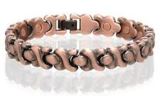 NEW COPPER MAGNETIC LINK BRACELET mens womens STYLE#L03  jewelry health Energy