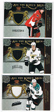 2011-12 JAMIE BENN CROWN ROYALE ALL THE KING'S MEN JERSEY #34 STARS