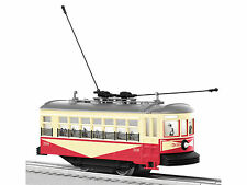 Lionel #82412 Reading Birney Trolley