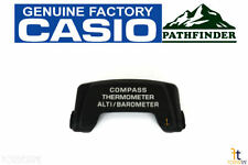 Casio Pathfinder PAG-240 Black Rubber Cover End Piece (12 Hour) PRG-130 PAW-1500
