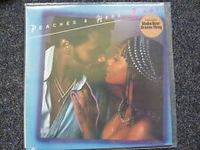 Peaches & Herb - 2 hot! Disco Vinyl LP (incl. Shake your groove thing 12'' Mix)