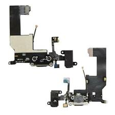Connecteur de charge Charging Port Flex Cable iPhone 5 Noir