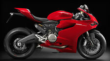 Manuale Officina DUCATI PANIGALE 899 Workshop Service Manual