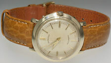 Vintage 1960's Hamilton Automatic 14K Solid Gold Men's Watch