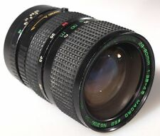 KONICA MOUNT 28-80MM F3.5-4.5 MACRO ZOOM LENS