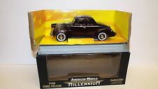AMERICAN MUSCLE 1940 FORD DELUXE MILLENNIUM  MINT BOXED (1/18-19)