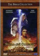 The Bible Collection #23 Sodom and Gomorrah (1962) DVD NEW